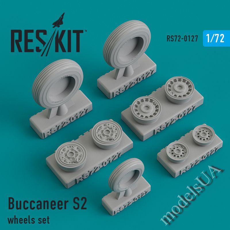 A-3 Skywarrior wheels set Resin Upgrade set 1//72 ResKit RS72-0170
