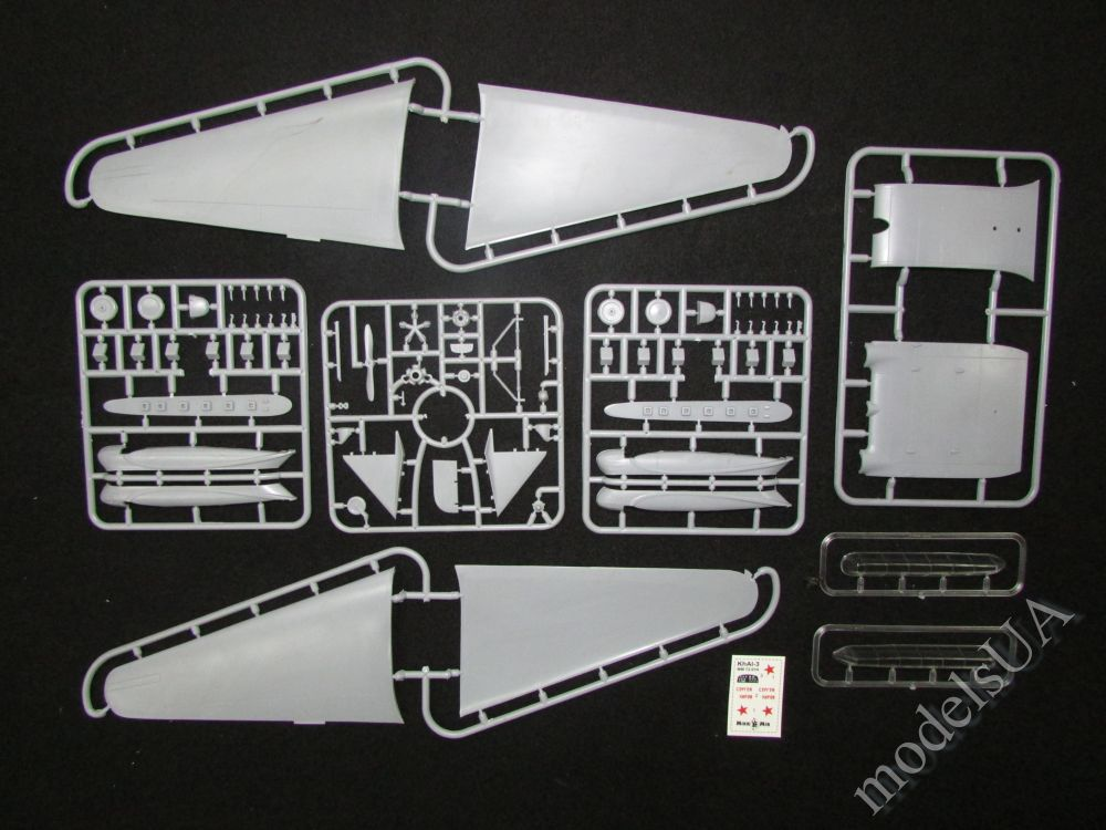 * NEU* Mikro Mir 1:72 Me-263 V-1