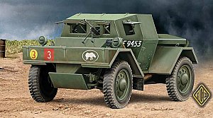 Dingo Mk.Ib/II Scout Car (w/etched parts) 1/72 ACE 72248