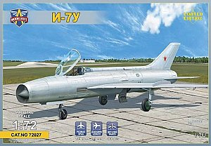 I-320 R-3 Soviet experimental all-weather interceptor ModelSvit 72038-1//72