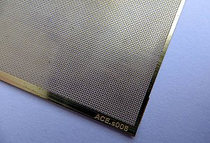Wattled mesh  - cell 0.5х0.5mm 70*45mm for different scales ACE PEs008