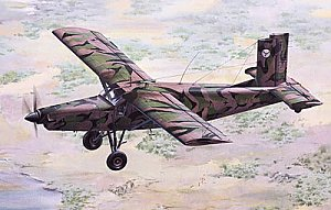 Pilatus PC-6B-2/H-2 Turbo-Porter 1/48 Roden 443