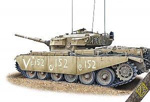 modelsUA > MILITARY VEHICLES 1:72 > Centurion Shot Kal Alef