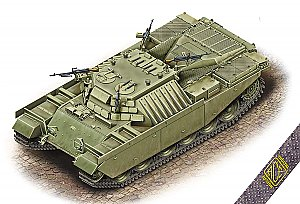 Nagmashot Israel Defence Forces (IDF) Heavy APC 1:72 ACE 72440