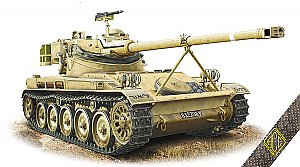 AMX-13/75 french light tank 1:72 ACE 72445