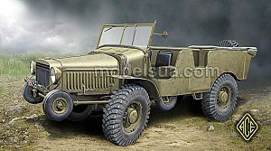 Laffly V-15T (4x4) French Artillery tractor WWII 1/72 ACE 72535