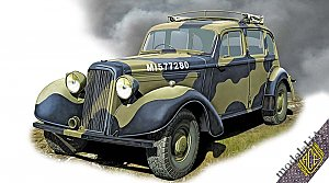 Super Snipe Saloon british car WWII 1/72 ACE 72550