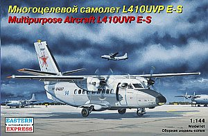 L-410UVP E-S Military Air Force 1:144 Eastern Express 144104