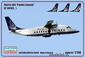 Short 360 Pacific Coastal (Limited Edition) 1:144 Eastern Express 144105_1