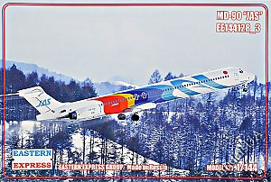 McDonnell Douglas MD-90 JAS (Limited Edition) 1:144 Eastern Express 144128_3