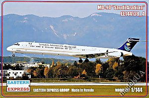 McDonnell Douglas MD-90 Saudi Arabian (Limited Edition) 1:144 Eastern Express 144128_4