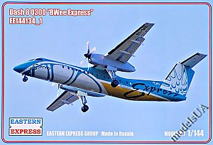 Bombardier Dash 8 Q300  WBee (Limited Edition) 1:144 Eastern Express 144134_1