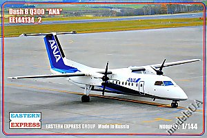 Bombardier Dash 8 Q300 ANA  (Limited Edition) 1:144 Eastern Express 144134_2