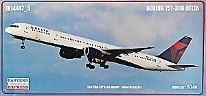 Boeing 757-300 Delta (limited) 1/144 Eastern Express 14447_3