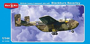 Blackburn Beverley heavy transport 1:144 MikroMir 144-008